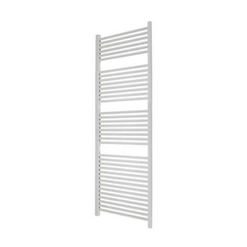 Abacus Elegance Linea Straight Towel Rail - 1700mm x 480mm - White